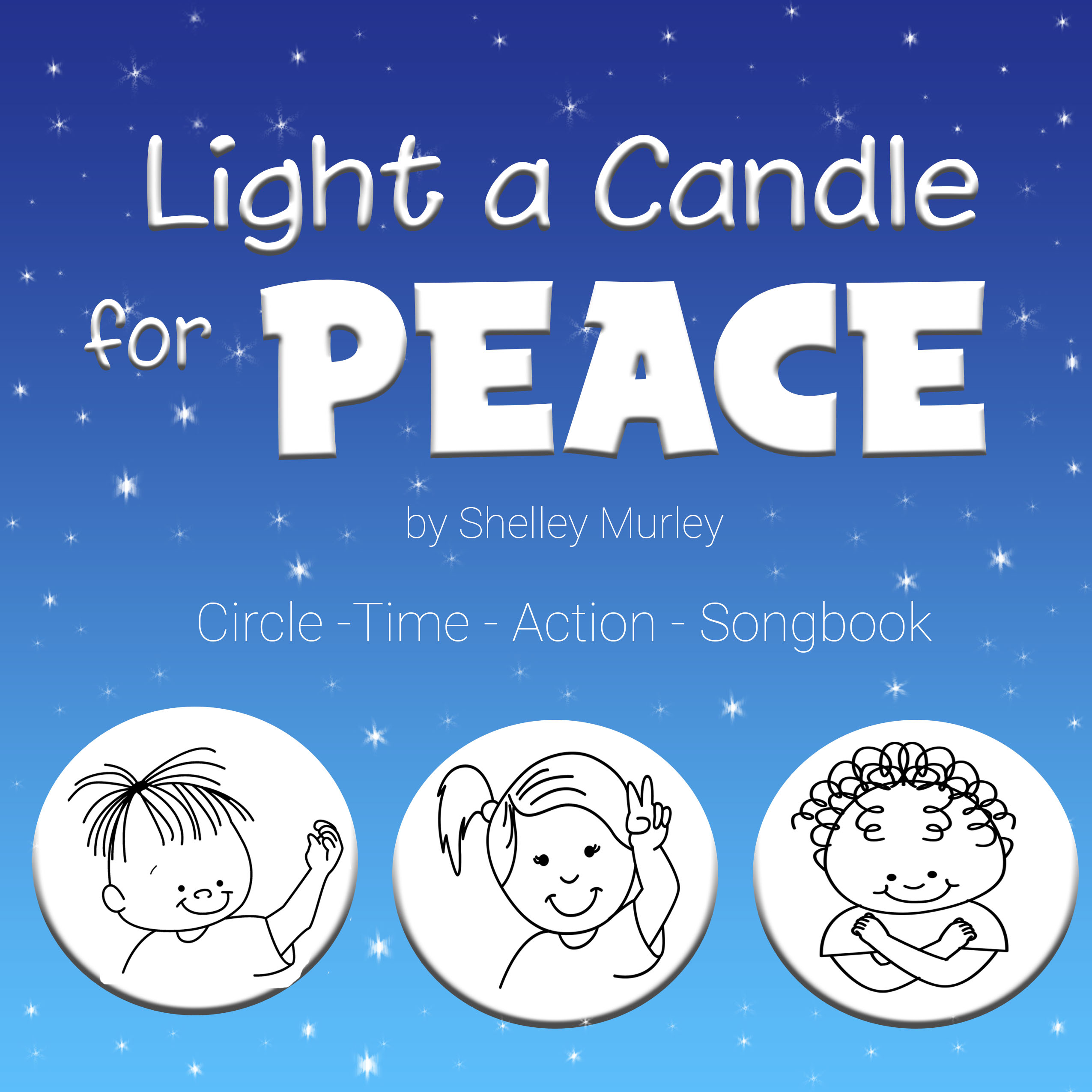 Book Sing Peace COVER ONLY