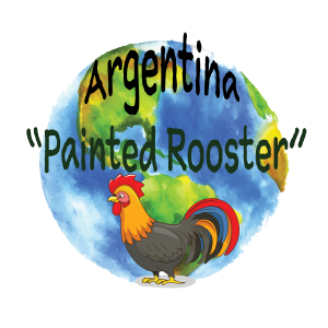 Argentina Painted Rooster
