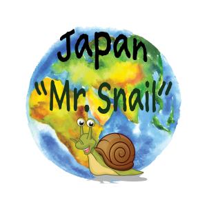 Japan Mr. Snail